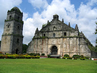 Paoay Church and Belfry