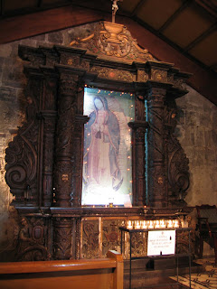 The Shrine of Our Lady of Guadalupe