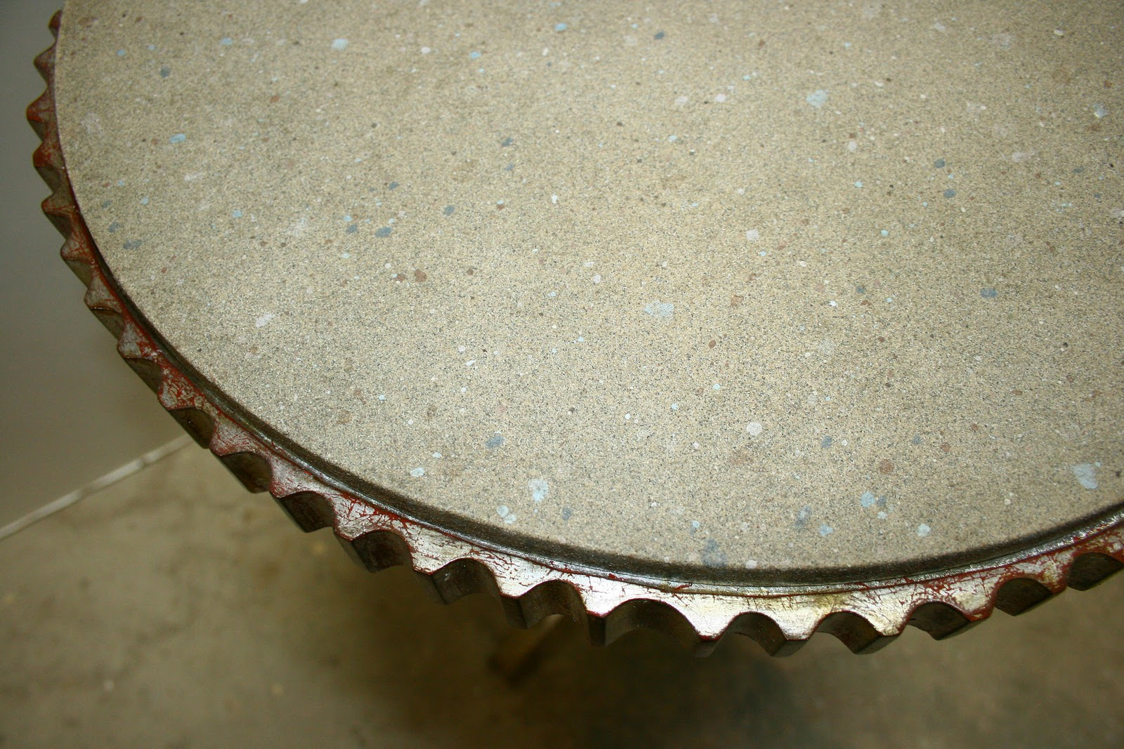 Project Of The Day Update On The Sprocket Table Mclain Wiesand