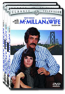 McMillan and Wife on DVD