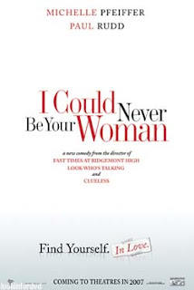I could Never Be Your Woman - Movie Review, Poster