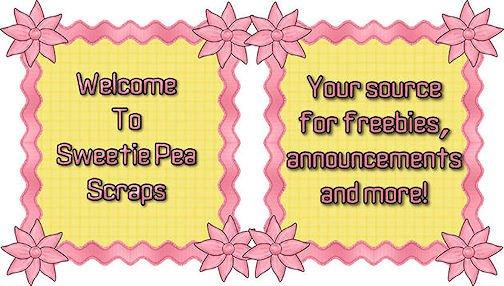Sweetie Pea Scraps