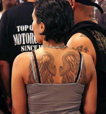 to nihonomaru.com Pictures of david beckham's guardian angel tattoo?