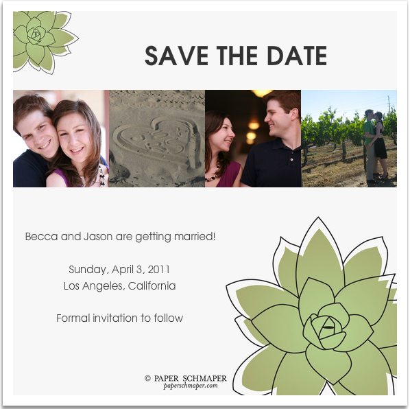 Save+the+date a los angeles love our save the date,E Invites Save The Date