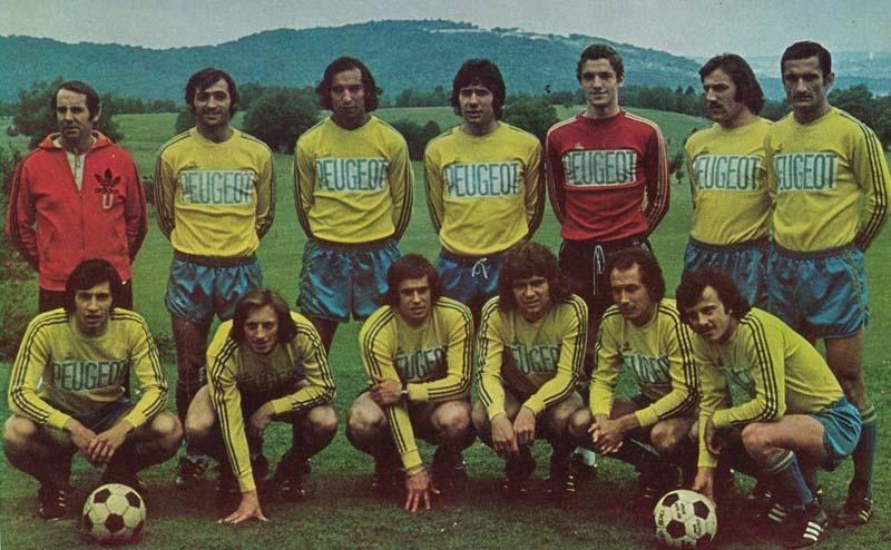Football retro sochaux 1973 74 - Fc sochaux logo ...