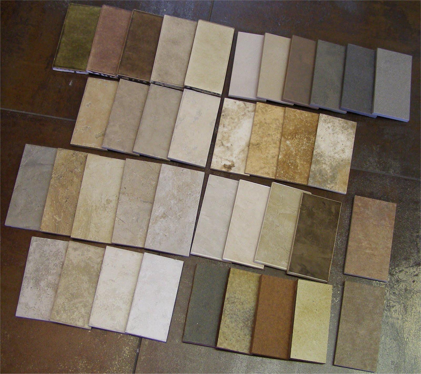 Subway Tile Colors