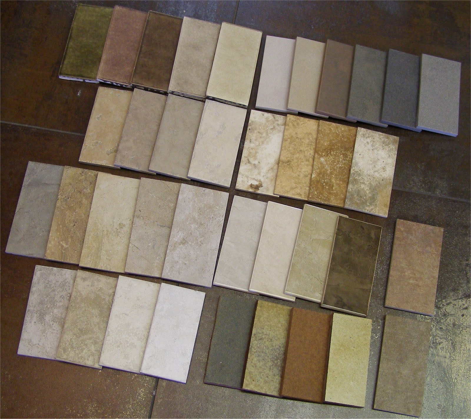 Miles of Tile: Subway Tile | H.Winter Showroom Blog