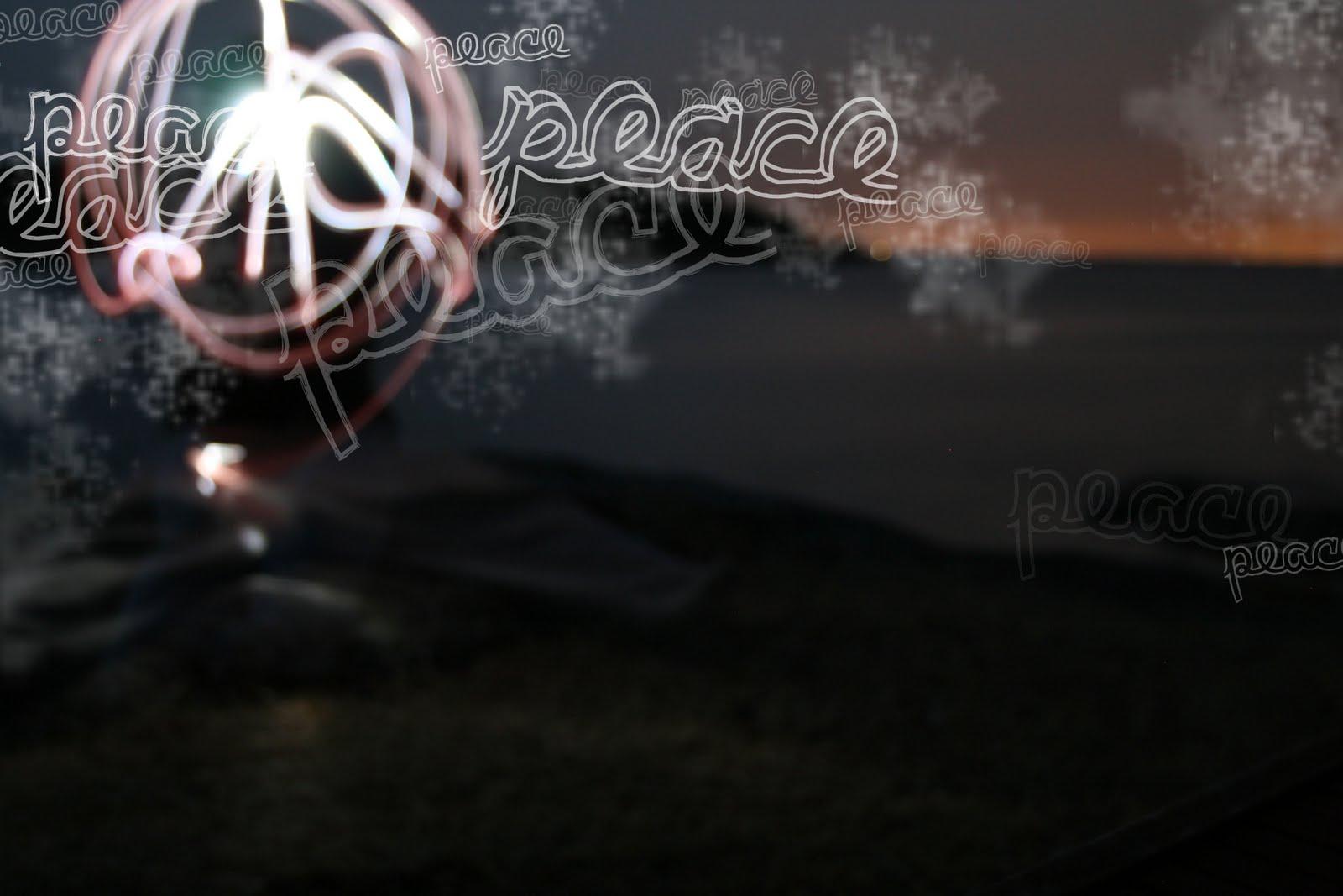 [PEACE]