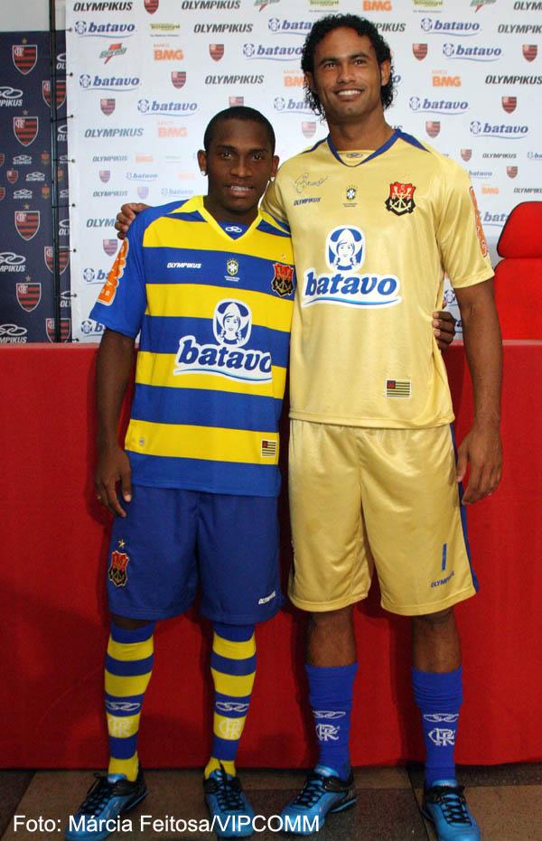 d69a3ab018875 Flamengo e seus jogos  A terceira camisa