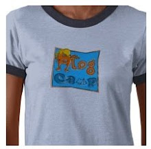 blog camp t-shirts!