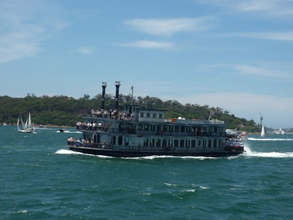 Showboat- obecna praca!;)