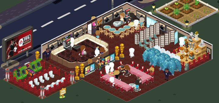 Make more money on restaurant city facebook how to