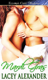 Guest Review: Mardi Gras by Lacey Alexander