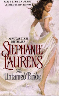 Guest Review: The Untamed Bride by Stephanie Laurens