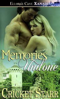 Guest Review: Memories Undone by Cricket Starr
