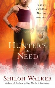 Guest Review: Hunter's Need by Shiloh Walker