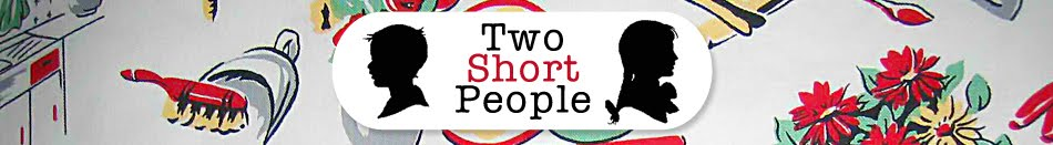 two short people