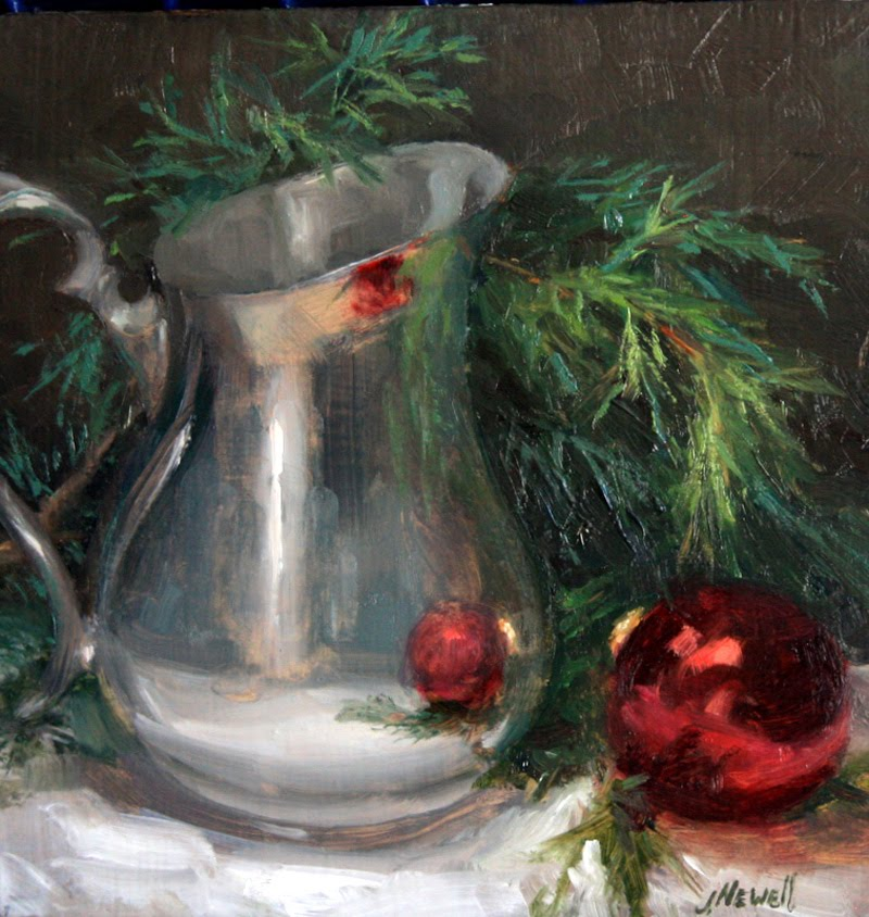 Jacki newell paintings december