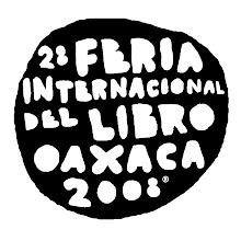 XXVIII Feria Internacional del Libro. Del 6 al 23 de noviembre 2008.