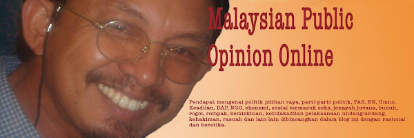 Malaysian Public Opinion Online