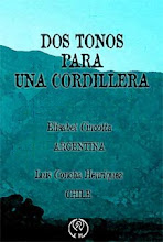 Edición argentina de DOS TONOS PARA UNA CORDILLERA
