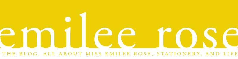 emilee rose