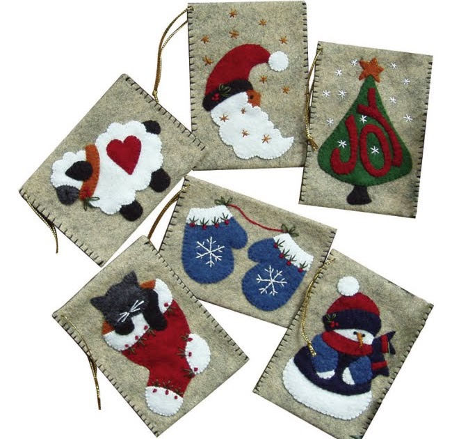 Christmas Ornaments Beads