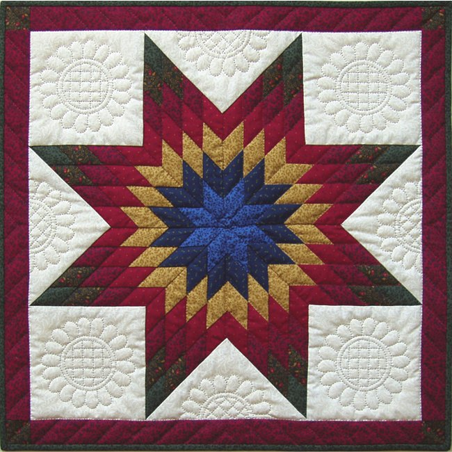 Weekend Kits Blog: New Quilt Kits Make a Beautiful Wall Quilt!