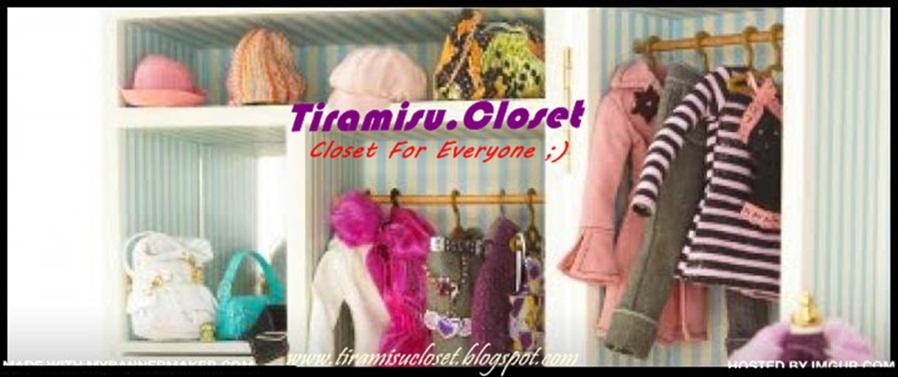 Tiramisu.Closet