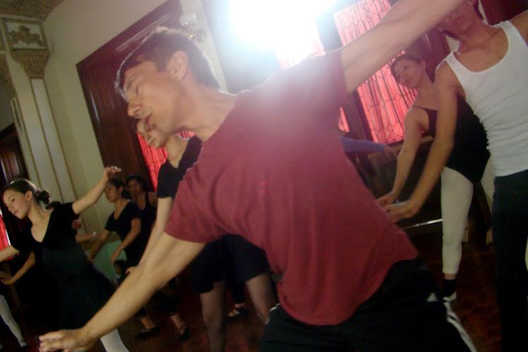 Keith Sabado/Ballet/ 1er bloque Invernadero Danza 2010