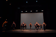 Teatro Juárez presentación final Invernadero Danza 2009/ Laura Vera