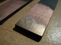 銅箔の金メッキ3