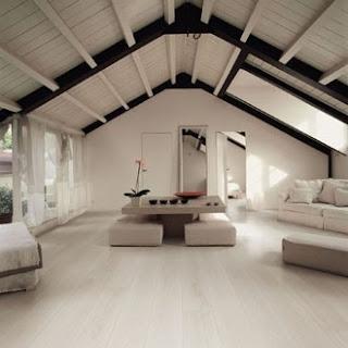 La cameretta di gio at home for Mansarda in legno bianco