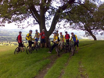 Clwyd Hills Sat 1 Aug