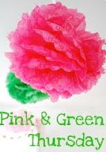 pink and green thursday
