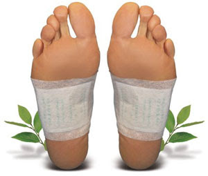 Detox Through the Feet http://samkak.blogspot.com/2010/10/detox-foot-patch.html