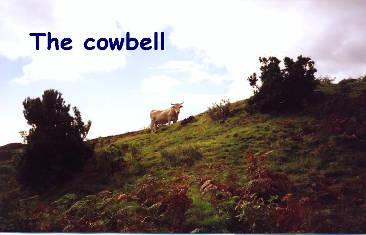 The cowbell.