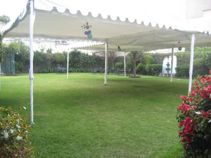 Renta de jardin en pedregal y zonas exclusivas for 777 jardines del pedregal
