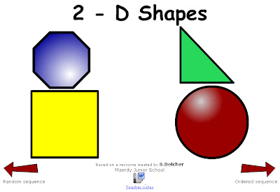 Technology rocks seriously 2d and 3d shapes 2d and 3d shapes ccuart Choice Image