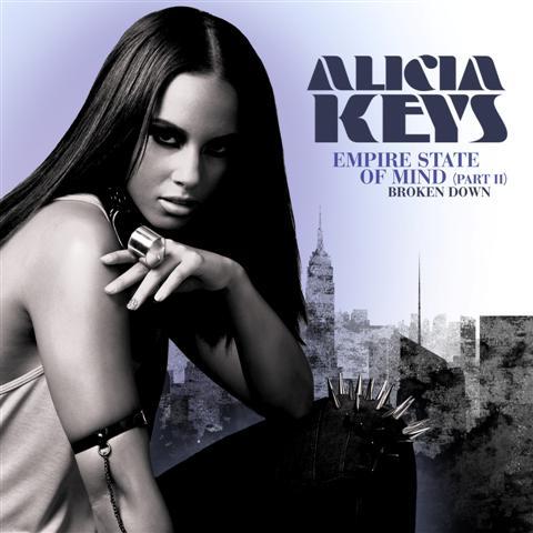 alicia keys body. hair Alicia Keys showed off