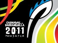 Afiche Oficial del Carnaval de Barranquilla 2011