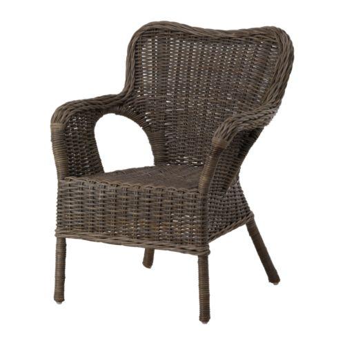 Hannas husdr mmar korgstol - Ikea fauteuil jardin ...