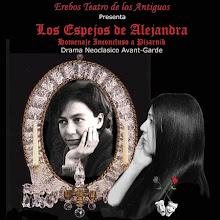 Especial previo a la funcion: LOS ESPEJOS DE ALEJANDRA-HOMENAJE INCONCLUSO A PIZARNIK