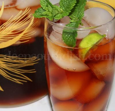 Diet sweet tea recipes