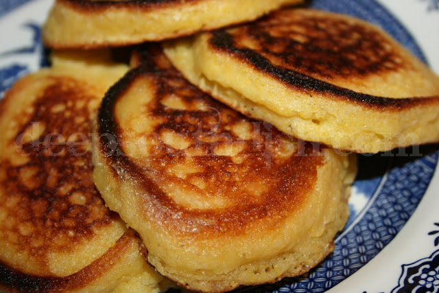 Recipe For Fried Cornbread Cakes