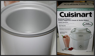 cuisinart soft serve ice cream maker instruction booklet