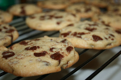 Deep South Dish: My Favorite Chocolate Chip Cookies