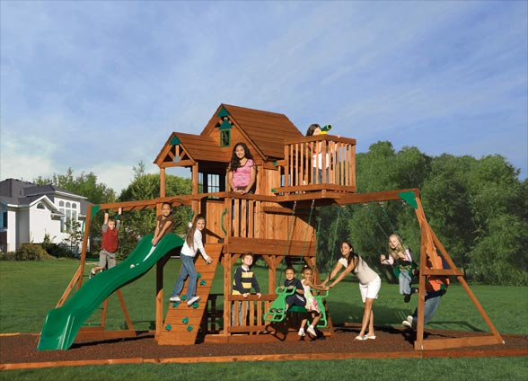 backyard playsets image search results