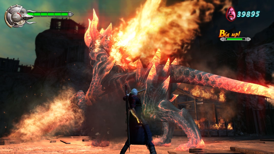 wallpapers devil may cry 4. wallpapers devil may cry 4.