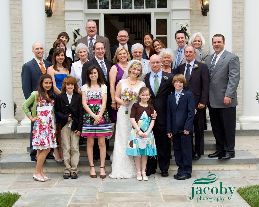 Mary jacoby wedding